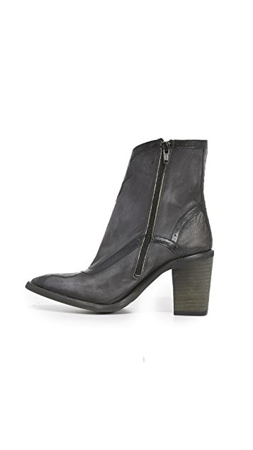 Free People Winding Road Booties
