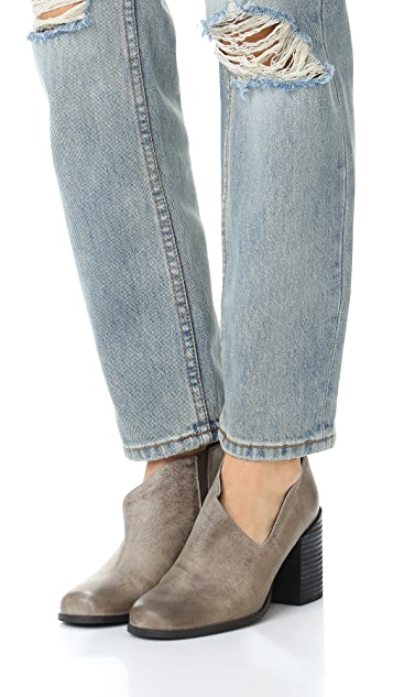 Free People Terrah Heel Booties