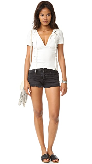 Free People Blast From The Past Top