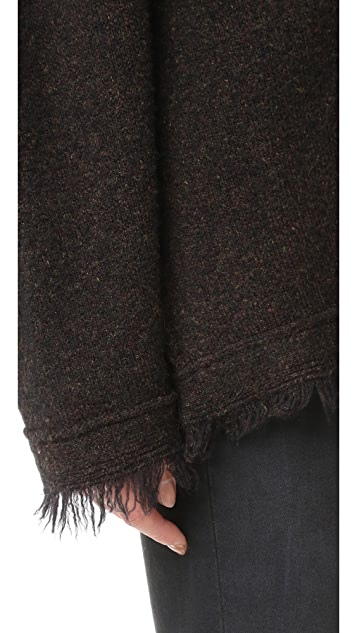 Free People Irresistible V Neck Sweater