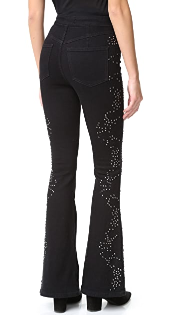 Free People Vintage Stretch Love Forever Jeans