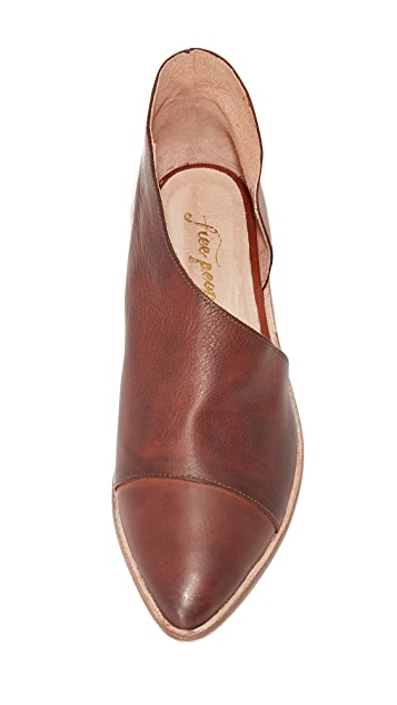 Free People Royale Flats