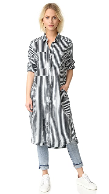 Free People Faded in the Morning Dress