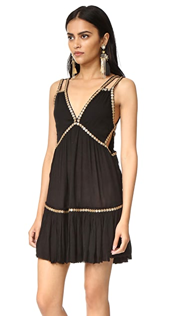 Free People Shine Marisol Mini Dress