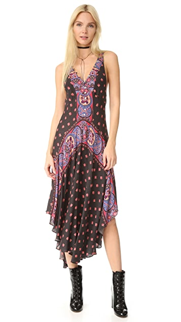 Free People Faithfully Yours Slip Dress