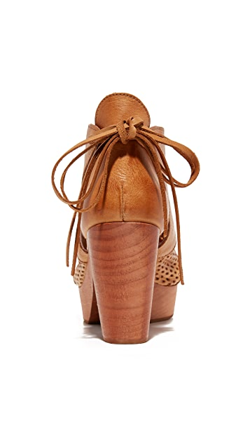 Free People Revolver Clog Sandals