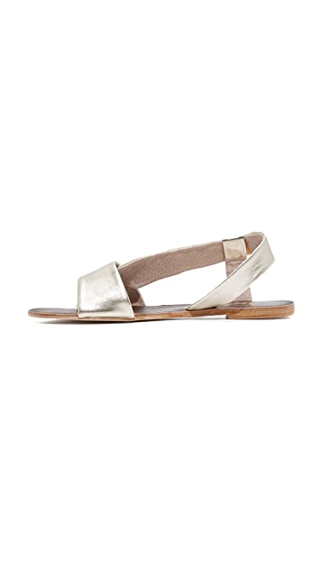 Free People Under Wraps Sandals
