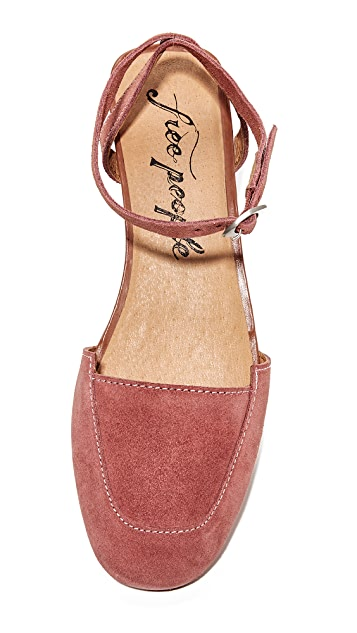 Free People Korine Flats