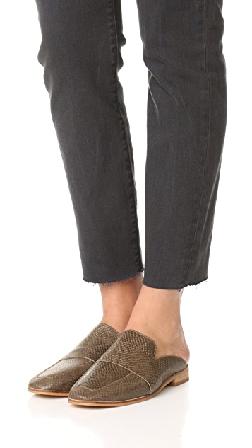 Free People At Ease Mules