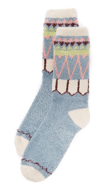 Free People Orian So Soft Slipper Sock