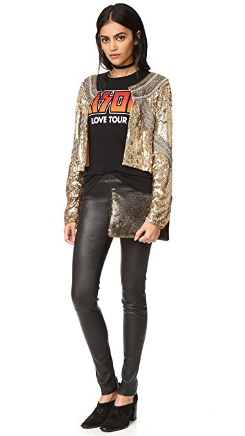 Free People Gatsby Glam Jacket