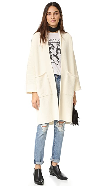 Free People By the Campfire Cardigan