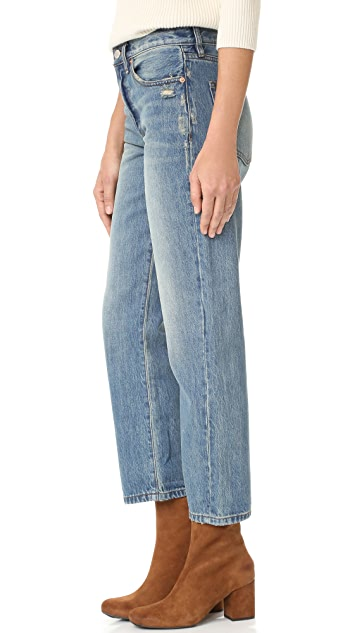Free People Universal Boyfriend Jeans