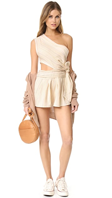 Free People Hot Chip Romper