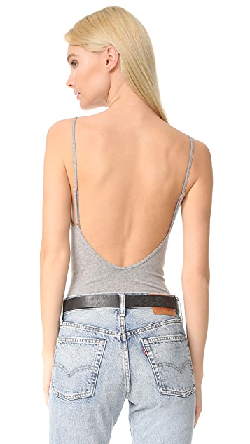 Free People Basic Seamless Bodysuit