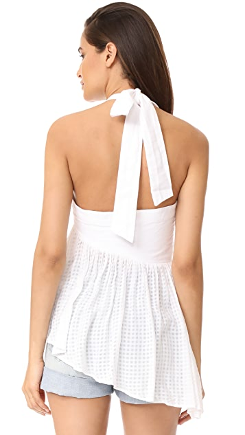 Free People Just Can't Get Enough Top