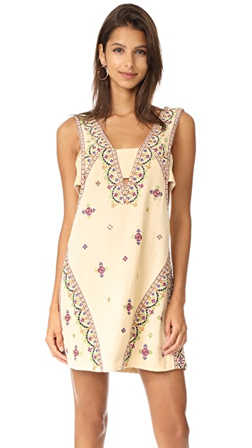 Free People Never Been Mini Dress