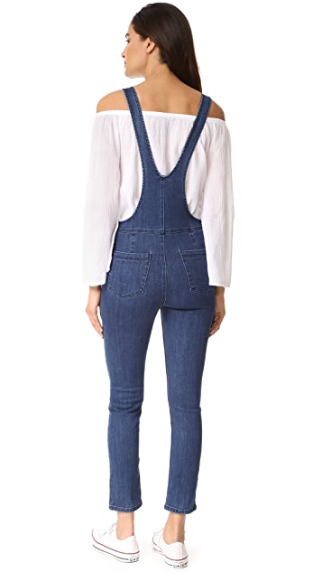 Free People Jax Overalls