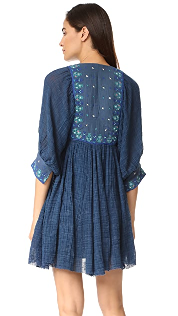Free People Kalypso Mini Dress
