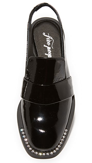 Free People Abbey Road Slingback Shoes