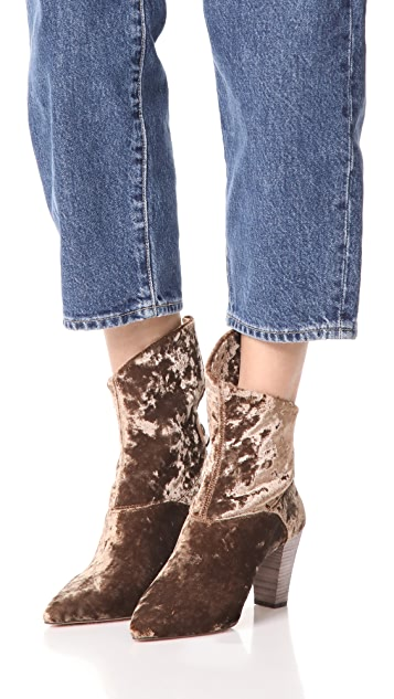 Free People Moonlight Heel Booties