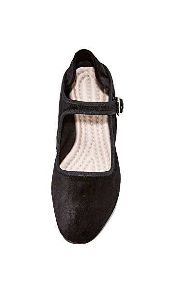 Free People Evie Mary Jane Convertable Flats