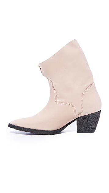 Free People Twilight Ankle Booties