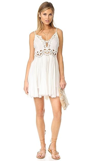 Free People Ilektra Mini Dress