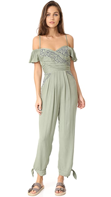 Free People In the Moment Jumpsuit