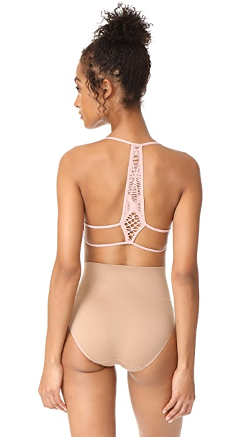 Free People Macrame Seamless Bralette