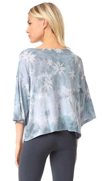 Free People Movement All Star Crop Tee