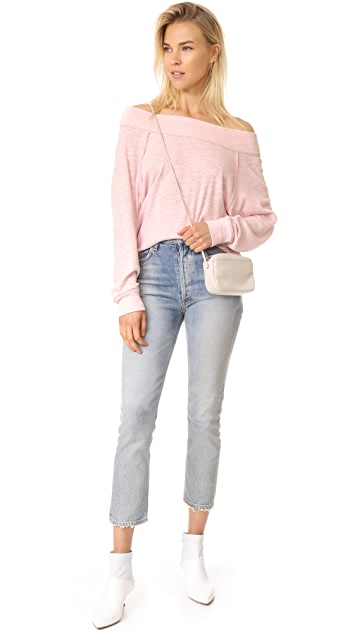 ce01ddb871b49 ... Free People Palisades Off Shoulder Top ...