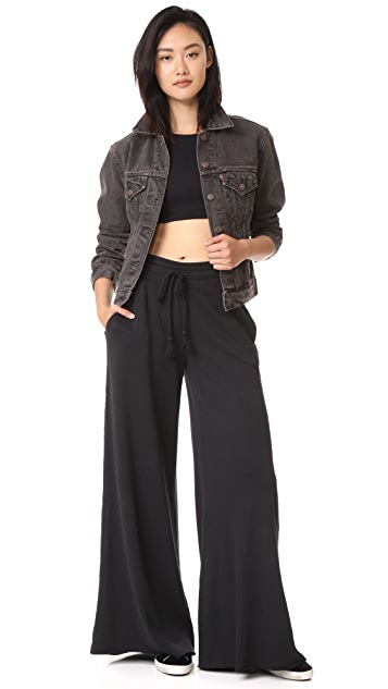 Free People Movement Vibe On Pants