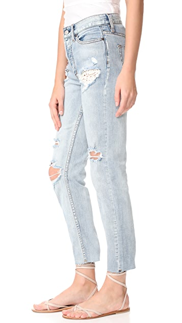 Free People Lacey Stilt Jeans