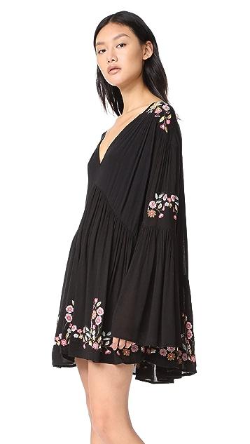 Free People Te Amo Mini Dress