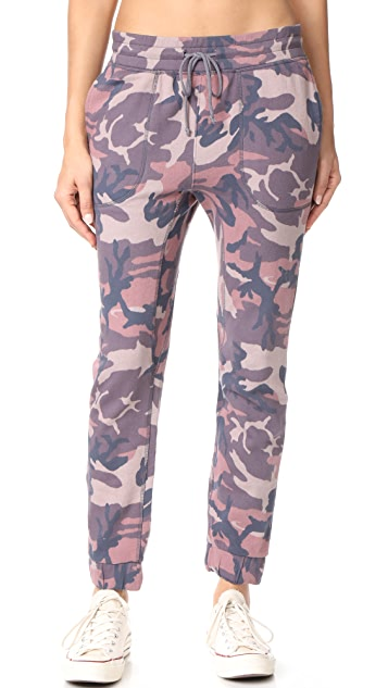 free people printed camo scout joggers - Free Printed Pictures