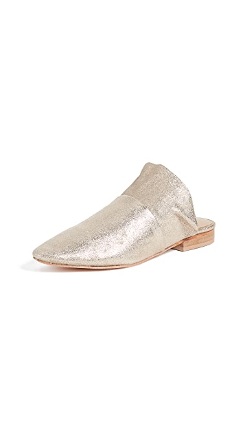Free People Sienna Slip On Flats