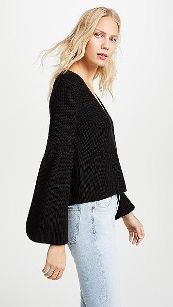 Free People Damsel Sweater