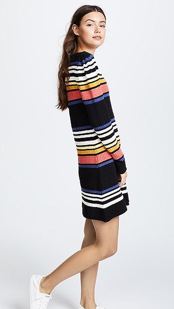 Free People Gidget Sweater Mini Dress