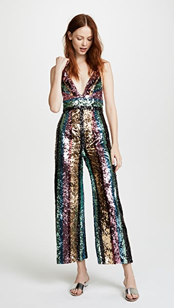 Free People Margarita Jumpsuit - Multi