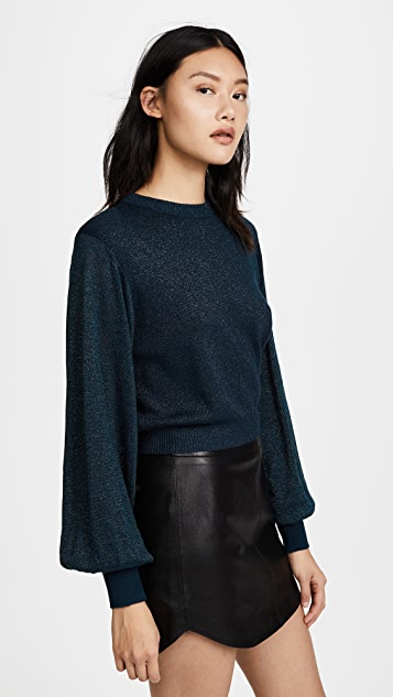 Free People Let It Shine Sweater