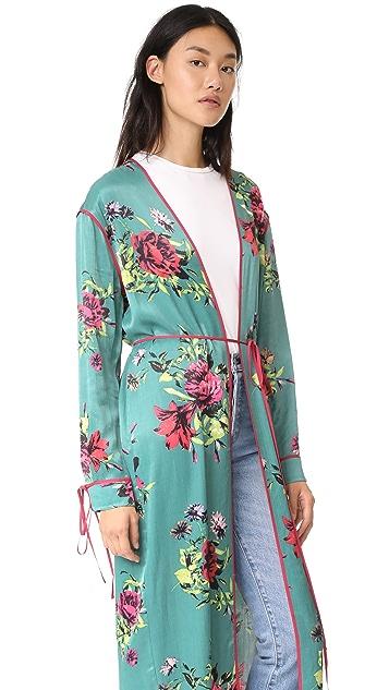 Free People Slim Kimono Duster