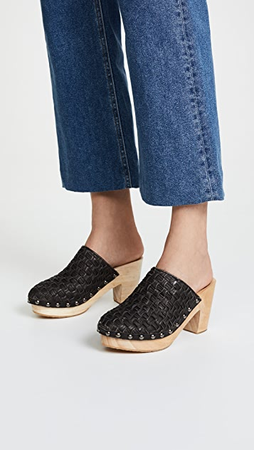 Free People Adelaide Clogs