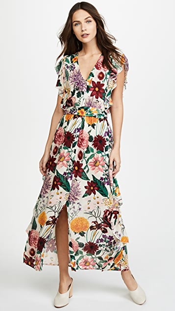 Free People Dana Maxi Dress ...  Free P&l Template