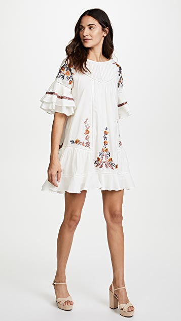 ... Free People Pavlo Dress ...  Free P&l Template