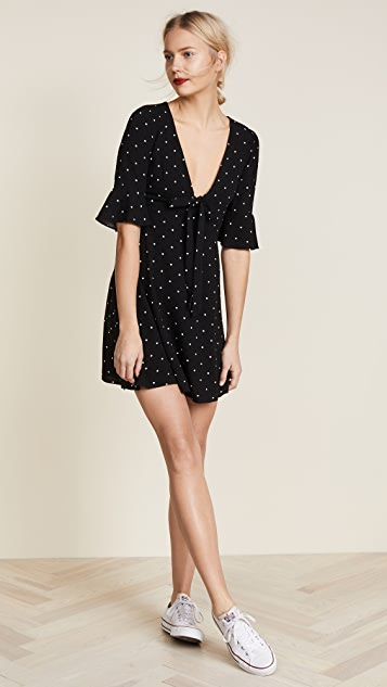 Free People All Yours Mini Dress