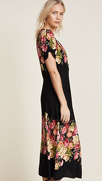 Free People Jaimie Midi Dress