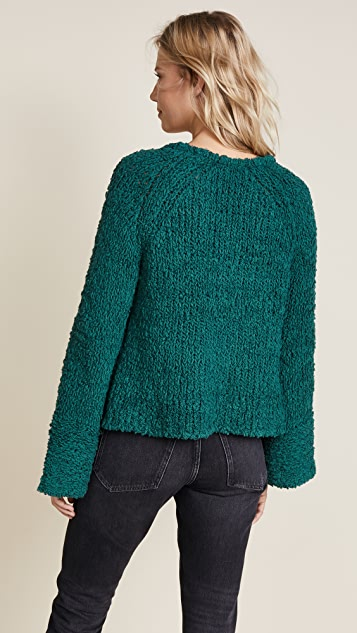 Free People Sand Dune Pullover