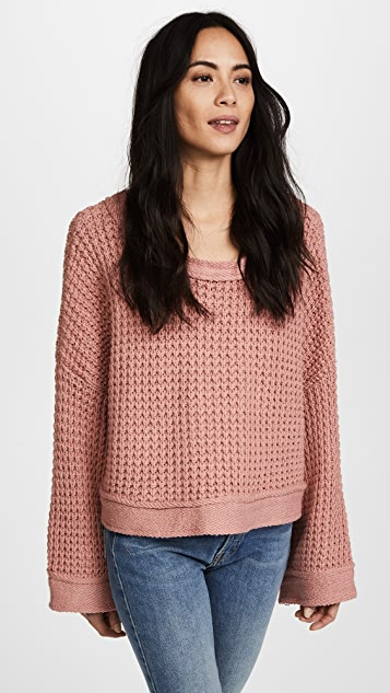 Free People Maybe Baby Sweater