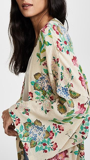 Free People Latimer Kimono